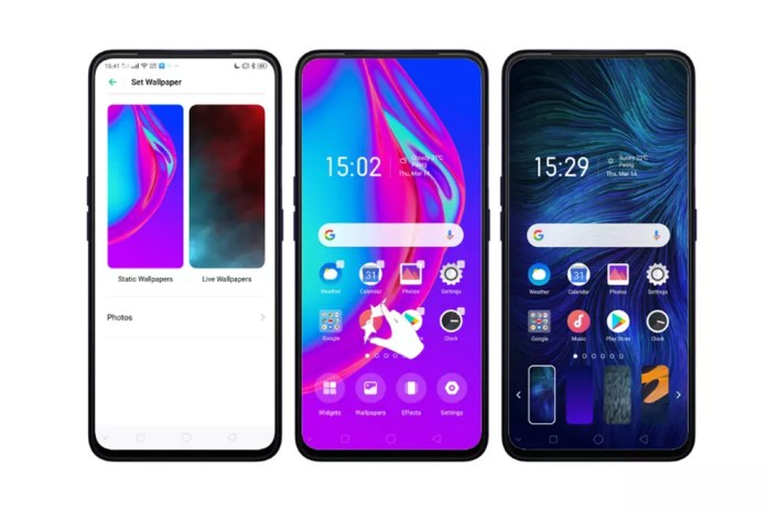 OPPO wallpapers