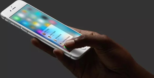 iPhone 6s con pantalla Retina HD 3D Touch