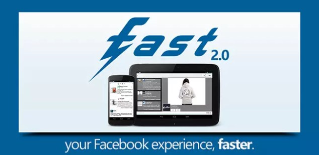 Fast for Facebook Google Play