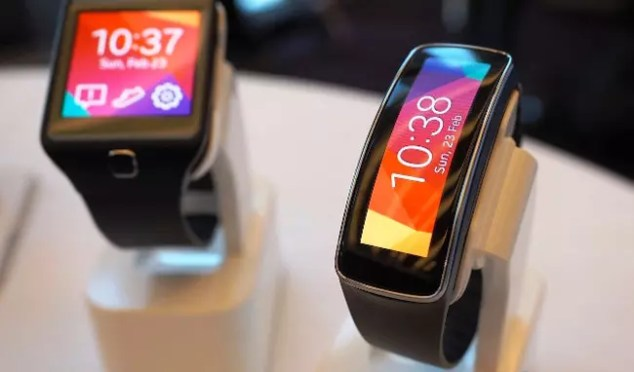 Wearables de Samsung