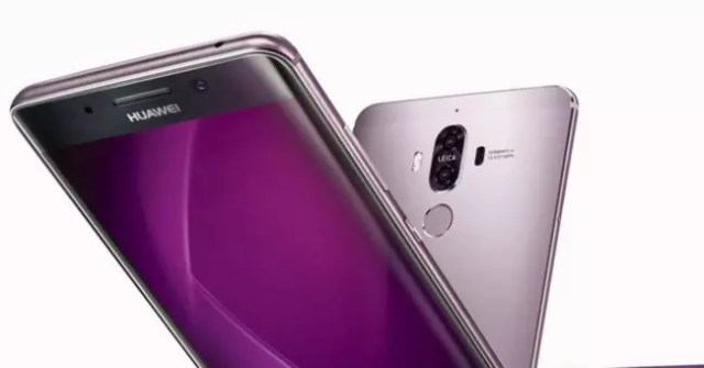 Huawei Mate 9 Pro con pantalla curva