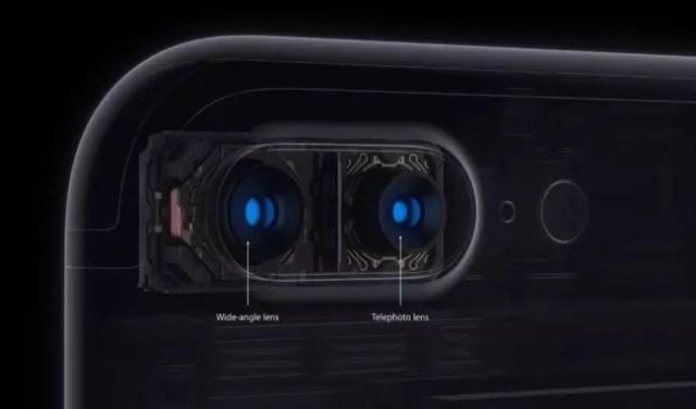 doble lente iphone 7 plus
