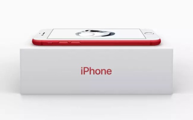 iPhone X Red Edition
