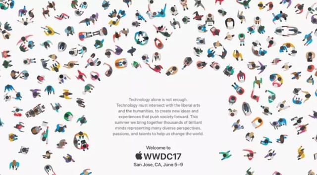 Evento de presentación de iOS 11 con todas sus novedades