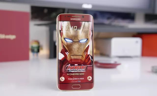 Iron Man de Samsung