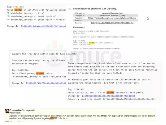 Referencias de Oatmeal Cookie en el code fuente de <stro data-recalc-dims=