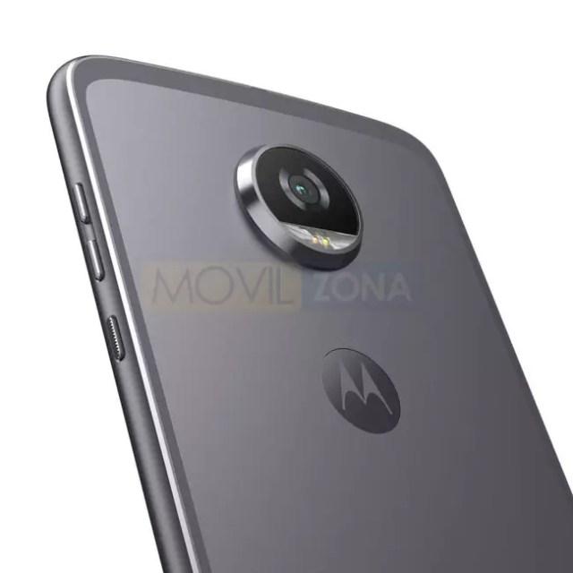 Motorola Moto Z2 Play cámara