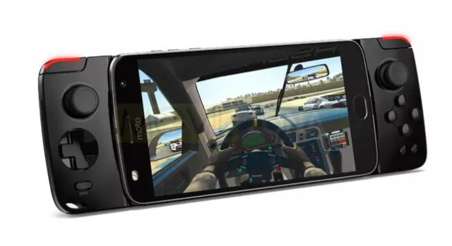 Motorola Moto Z2 Play moto mods