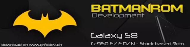 BatMan para el Samsung℗ Galaxy℗ S8
