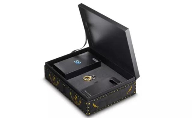 caja s8 piaratas del caribe