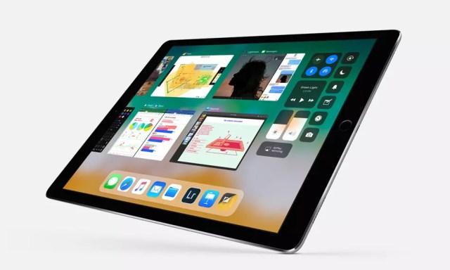 Novedades de iOS 11 para iPad