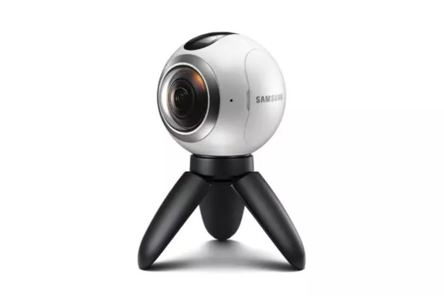 Samsung Gear VR con sorporte