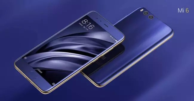 MIUI 9 solo llegaría al Xiaomi Mi 6