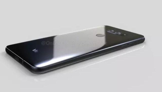 Filtrado el probable costo del LG V30
