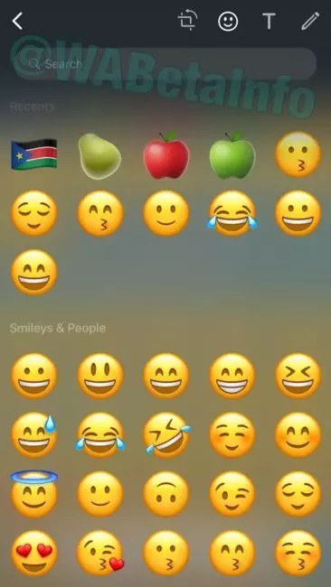emojis whatsapp iphone