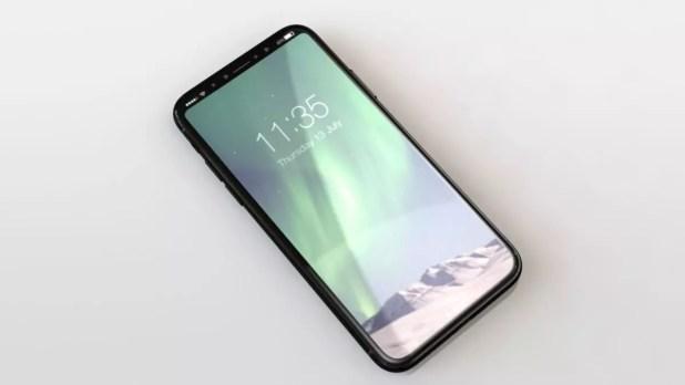Pantalla OLED del iPhone 8