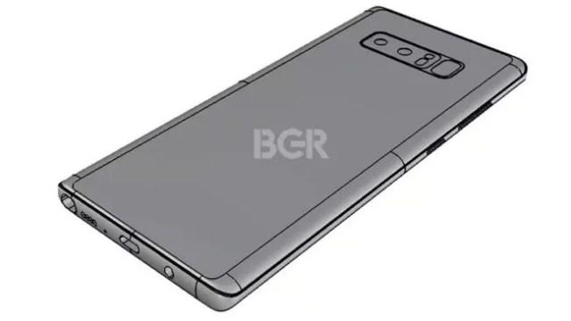 Samsung Galaxy℗ Note 8