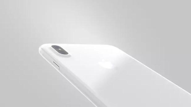 producción del iPhone 8 en Foxconn