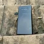 Doble cámara trasera del Samsung Galaxy Note 8