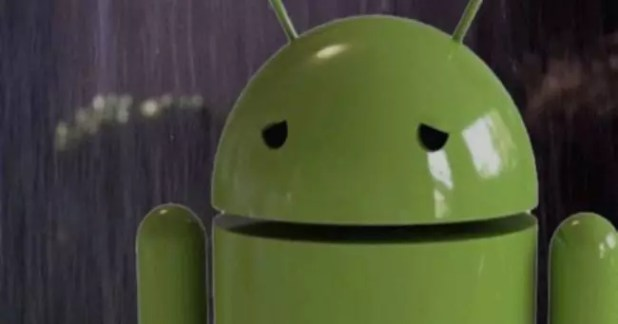 android triste