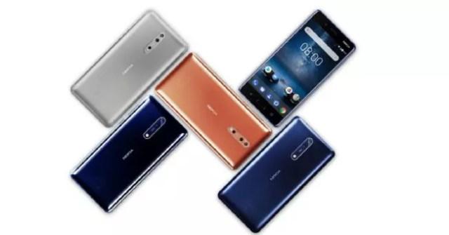Nokia 8 con <stro data-recalc-dims=