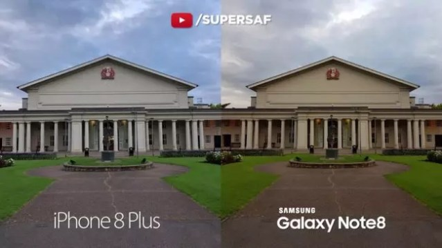 Samsung Galaxy℗ Note 8 vs <stro data-recalc-dims=
