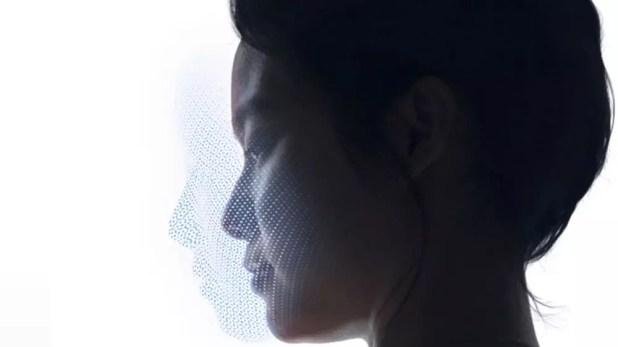 Tecnología de FaceID del iPhone X
