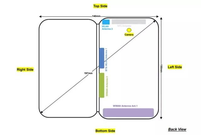 Diseño del ZTE℗ Axon M