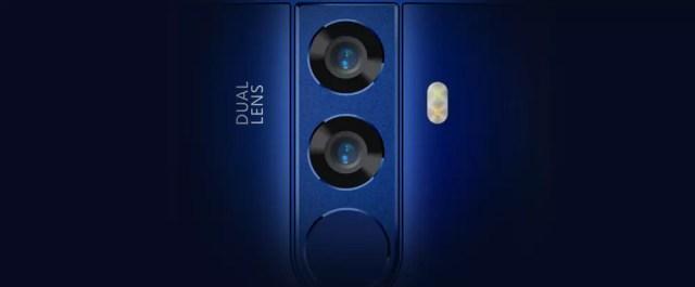 Doble cámara del DOOGEE BL12000