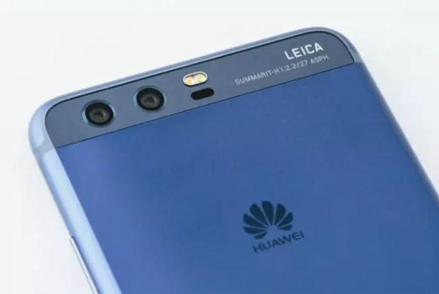 Cámara dual del Huawei P10 Plus