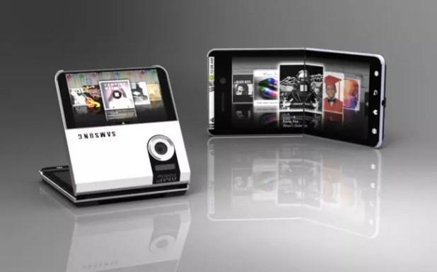 Diseño flexible Samsung