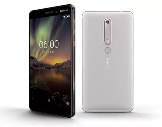 Nokia 6 2018 64GB