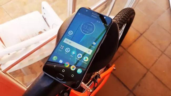 pantalla del Motorola Moto G5S Plus