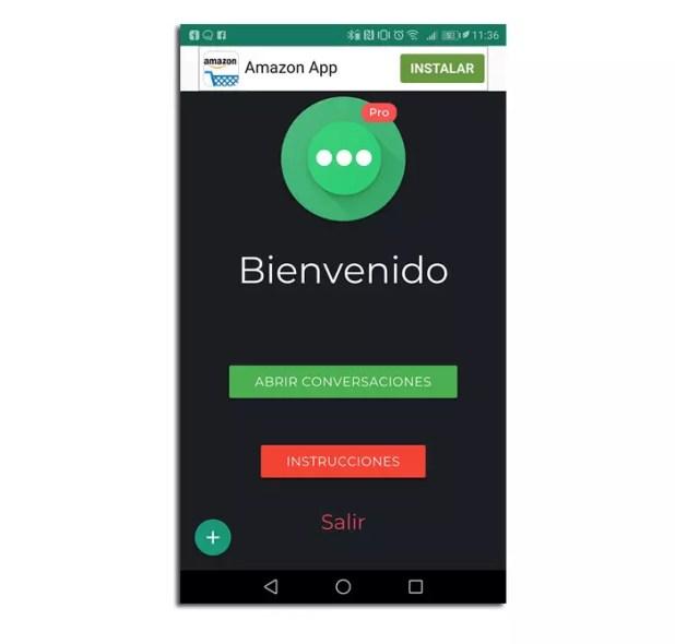 zapclone cuentas WhatsApp