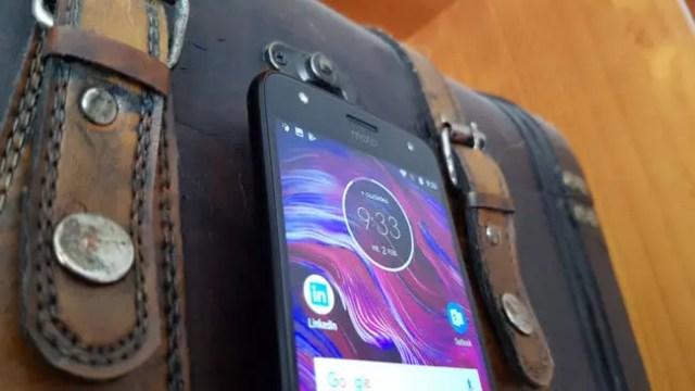 Diseño del Motorola℗ Moto X4
