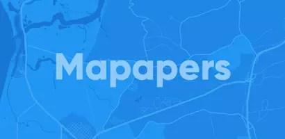 mapapers app