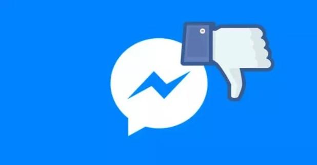 logo de Facebook Messenge