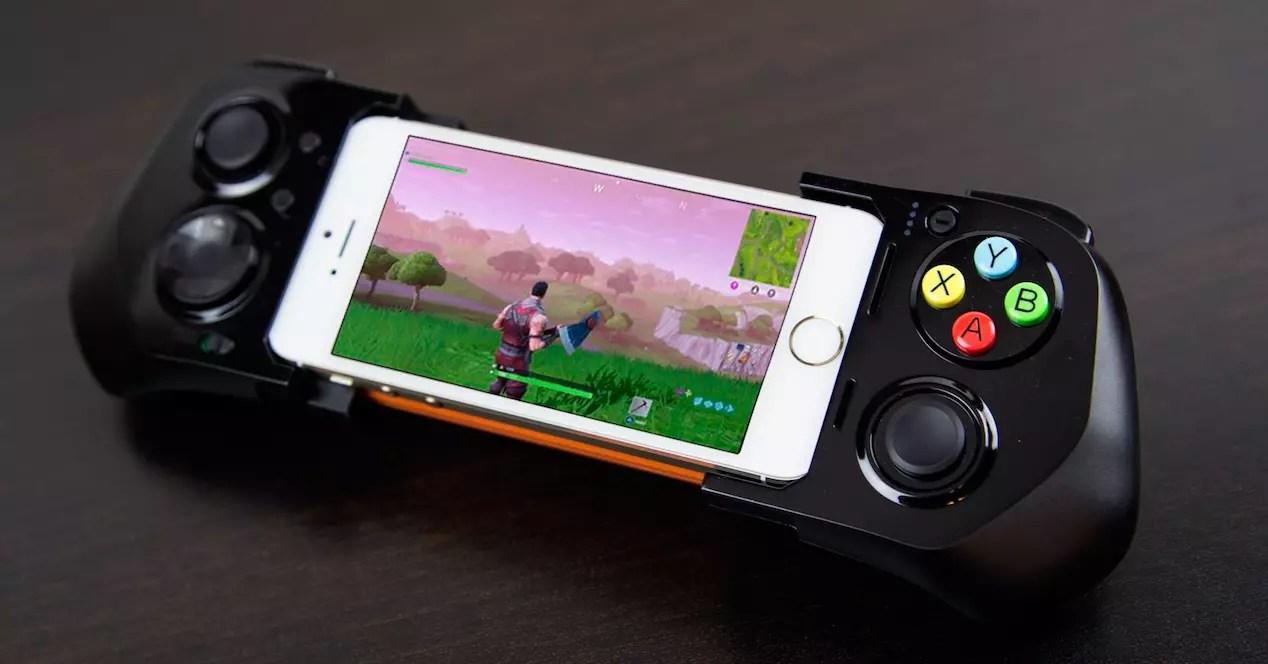 Gamepads Para IPhone Con Los Que Jugar Ms Cmodo A
