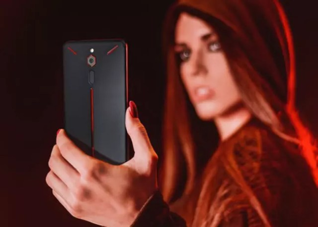 Nubia Red Magic Smartphone gaming
