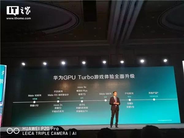 móviles semejantes con GPU(VideoProcesador) Turbo-CES Asia 2018