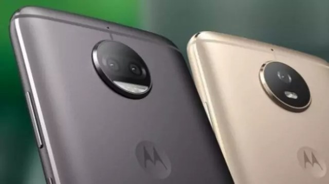 Moto G5S Plus- cámaras