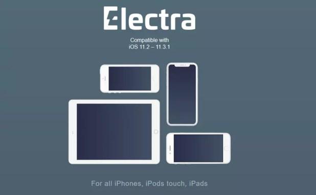 Logotipo de Electra como herramienta para lograr el Jailbreak en iOS 11.4 Beta