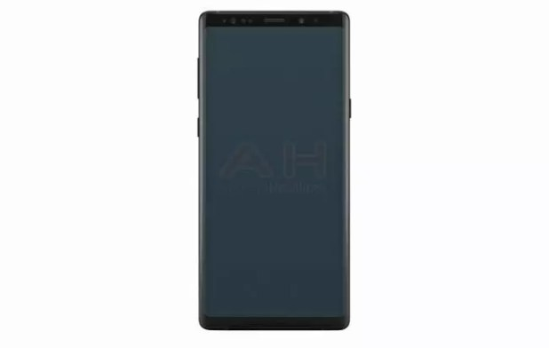 Galaxy Note 9-frontal-oficial