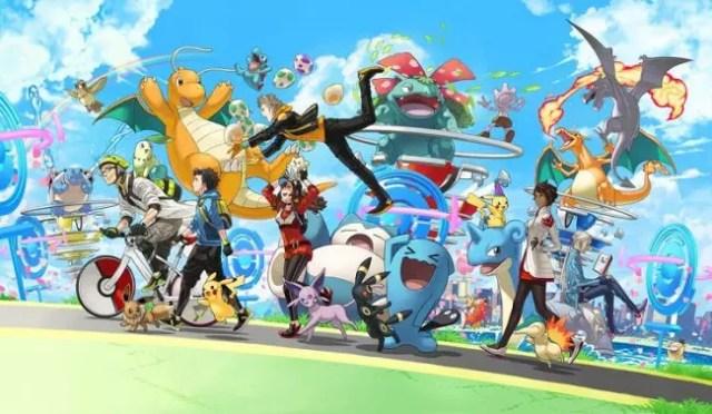 Pokémon Go-Evento Evolucion-cuarta-generación