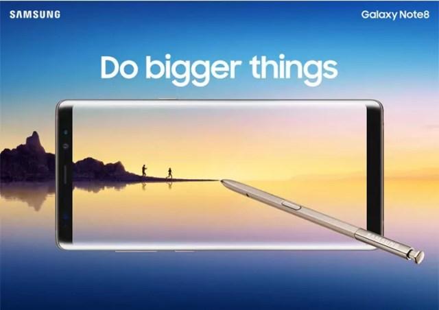 Samsung Galaxy℗ Note 8 con S Pen
