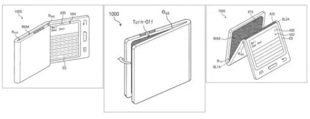Samsung Galaxy- movil plegable