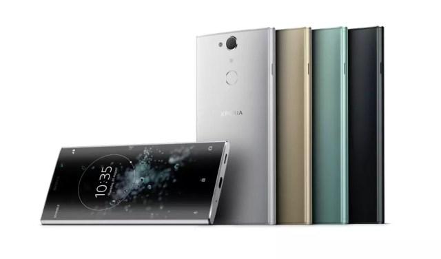 Colores disponibles para el Sony℗ Xperia(móvil) XA2 Plus