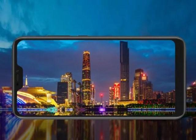 Xiaomi Mi A2 Lite-cámara