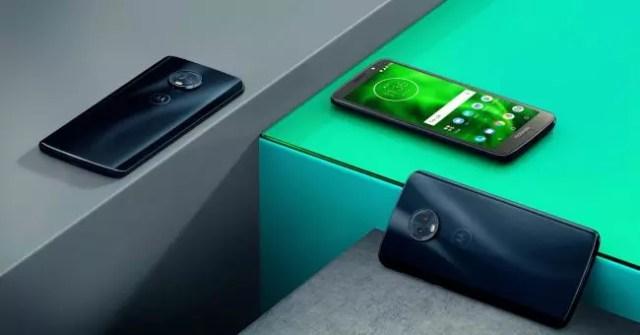 Motorola-Moto G6