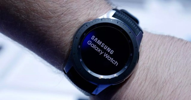 galaxy watch de Samsung